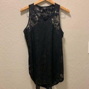 Burnout coverup dress